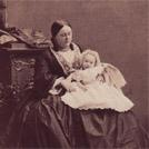 Lady Hopetoun and child